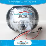 35w/55w AILECAR h1 visteon bixenon kit/2.5/3.0 inch metal holder projector lens