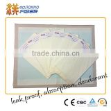 Hospital bed sheet, incontinent pad, disposable nonwoven bed sheet                                                                         Quality Choice