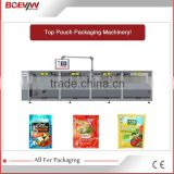 Hot sell cheapest liquid peanut butter packing machine