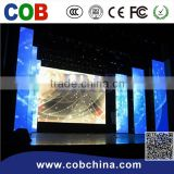 P10 grid mesh indoor rental fullcolor led curtain display screen stage background video wall screen