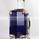 Favorites Compare hard shell pc luggage suitcase 2014 Popular fashion PC trolley luggage