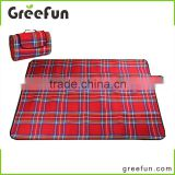 Foldable Picnic Blanket Waterproof, Pocket Blanket Picnic, Mat Picnic Perfect For Outdoor, Beach