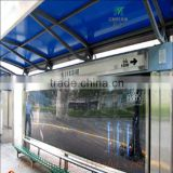 Different Kinds of Processing for Bus Stop Polycarbonate(pc) Board Advertising Light Box