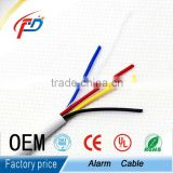4 core security cable or alarm cable 200m