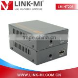 LM-HT208 Cat5e x1 60m 1080p HDMI IR Extender With EDID