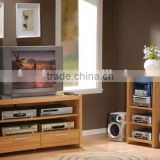 Stand Unit Furniture Modern Living Room Wooden TV Stand/Hifi unit