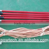 Earthing wire, rods, earthing pins/ Cable installation tools