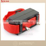 Red Nylon dog bark stopper / collar