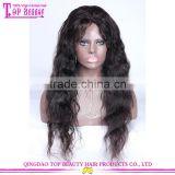 22 Inches Full Lace Silk Top Wigs Brazilian Hair Glueless Silk Top Full Lace Wig With Baby Hair