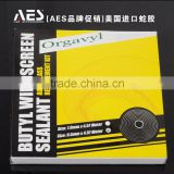 AES Imported snake glue from USA for car headlight cold glue sealing joint strip rubber silicon seal o-ring seaL