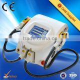 New upgraded Portable 2 IN 1 ipl elight shr with CE/TUV certificate/hair removal and skin rejuvenation