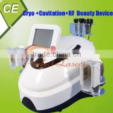 Top level hot selling cryo lipomax rf fat reduction machine