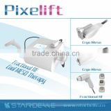 Portable Skin Lift Radio Frequency Facial Needle Free Mesotherapy Instrument With CE - Pixelift