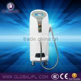 Professional new black hair equipment of dermatology laser hair removal