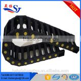PA66 Plastic Percent Virgin Matieral Electric Cable Track Chain Drag Tray