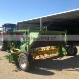 new design tractor towed hydraulic windrow turnercompost turner , windrow mixer with CE cetification