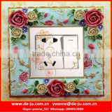 Decorative Pushbutton Switch Safety Cover Sticker