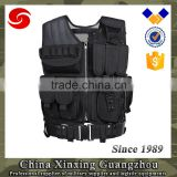 New 1000D Black Swat tactical gear Chest rig tactical shoulder pad vest