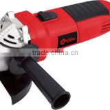 115mm electric soft grip angle grinder