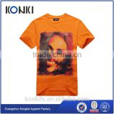 100% cotton election t shirt for men, t shirt with wholesale price manufacturer in china, OEM custom t shirt printing