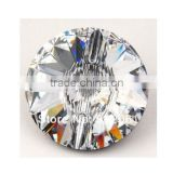 glass button,crystal button for sofa shoe upholstery decorative glass crystal button