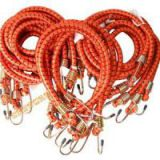 2016 China wholesale high strength elastic bungee cord with metal hooks