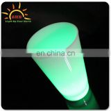 LED light up drinking cup Gleaming colorful LED Pint Glass