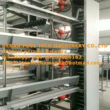 Poultry&Livestock Farming Full Automatic H Frame Layer Chicken Cage Equipment Used in Chicken House