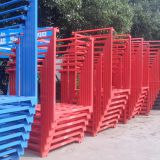 Warehouse powder coated stacking post pallet