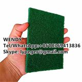 Colorful Kitchen Cleaning Dish Scouring Pad/Polyester Scouring Pads