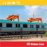 600km Maglev Train Gantry Crane