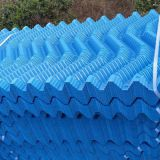 Cooling Tower Fill 19mm Fluted Single Out Wind Cross Flow