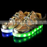 fashion Hip-Hop light up running shoes for street dancer,led running shoes for dancing jumping beans shoes