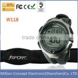 Heart Rate Monitor Calorie Meter Exercise Wristband Watch