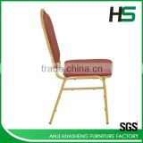 Promotional Crown Back stacking banquet chair with low price