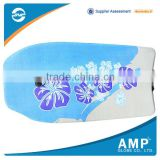 Hot sale flower printing swimming eps body board foam