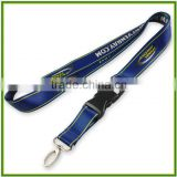 Specializing in the production of thermal transfer polyester lanyards neck lanyard gorgeous jacquard lanyard