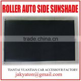 car sunshade,Roller car sun visor, sunshade,car sun shade,car curtain rail car accessories