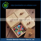 Competitive Price High Quality Custom made Gift Wood Box birch pine wood gift box BCN 271