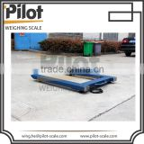 PU Series Carbon Steel U form type Digital Pallet Platform Floor Scale