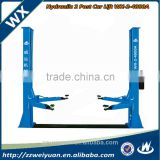 Hydraulic car lift bridge WX-2-4000A 4000KGS