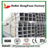 High Quality Manufactory HeBei HongYuan cs Galvanized Steel pipe