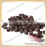 Wholesale price hair extension tools micro bead hair extensions copper ring hair extension