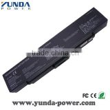 Rechargeable Laptop Battery for SONY VAIO VGP-BPS9/B VGP-BPS9A/B VGP-BPS10