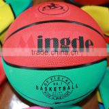 high quality custom rubber size 6 basketball for gifts premium