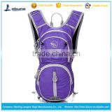 2015 new design water back pack hydration bag 2.5L water bladder bag