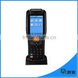 Wireless Mobile Industrial Pda Handheld Android Data Terminal GSM Barcode Scanner payment terminal PDA3505