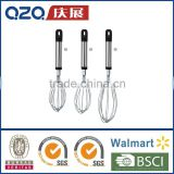 Customized Stainless steel Egg Whisk / Egg Beater                                                                         Quality Choice