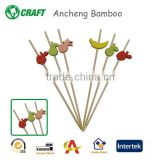 party use decorative pineapple toothpicks for food