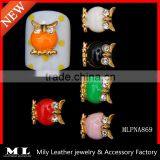 Fashion nail arts design Owl style nail sticker MLPNA869
